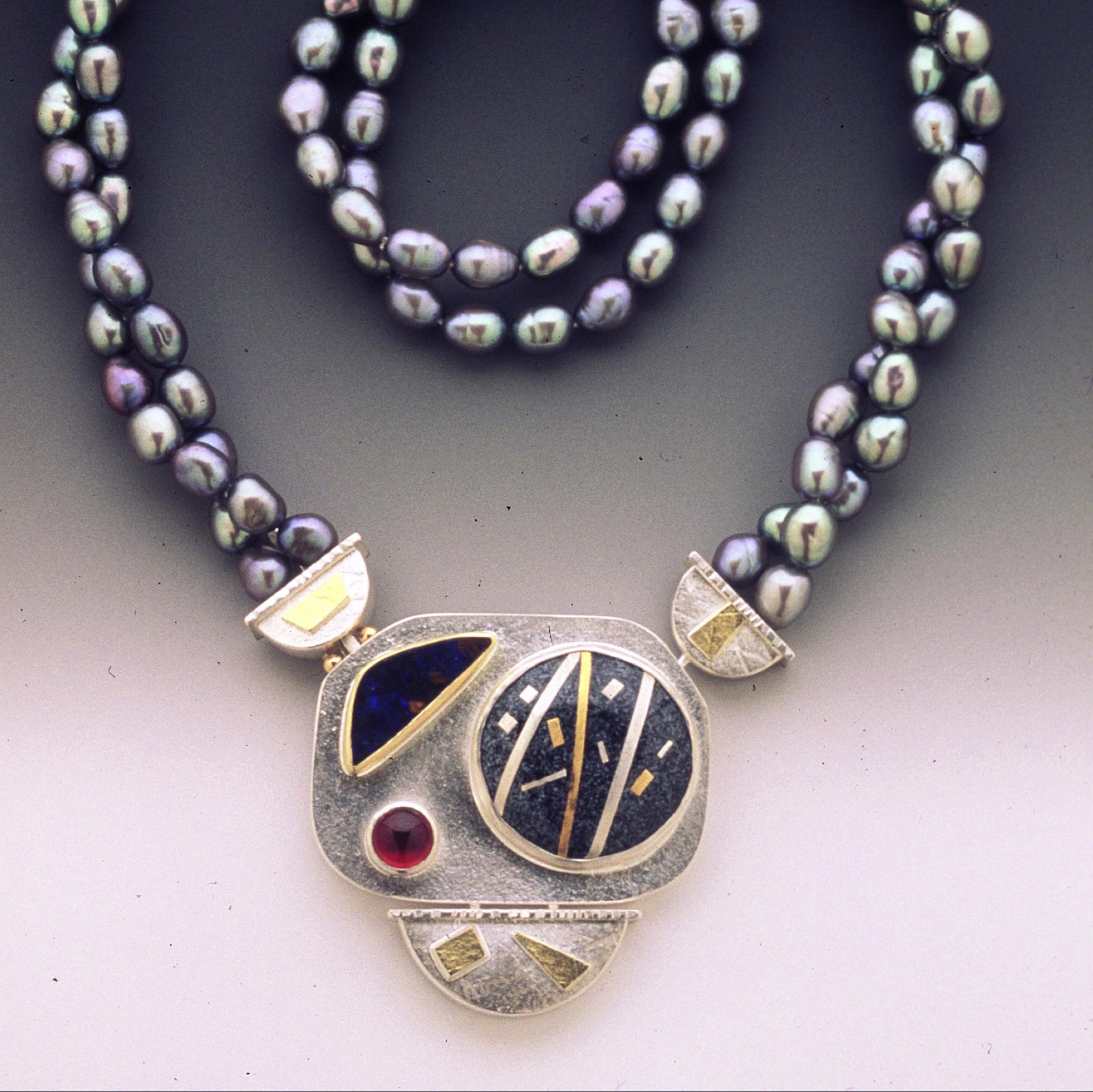Class Image Intermediate Metals/Jewelry – Emphasis on Bezels
