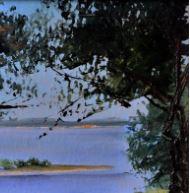 Class Image Intermediate Acrylic Painting