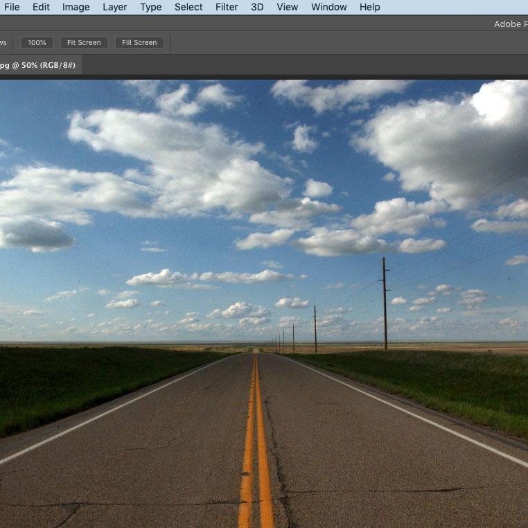Class Image Intro to Adobe Photoshop CC 2021